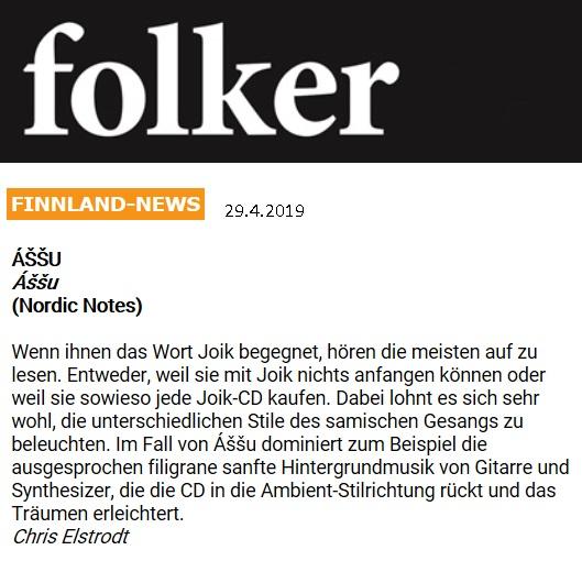 Folker (Germany), 29.4.2019