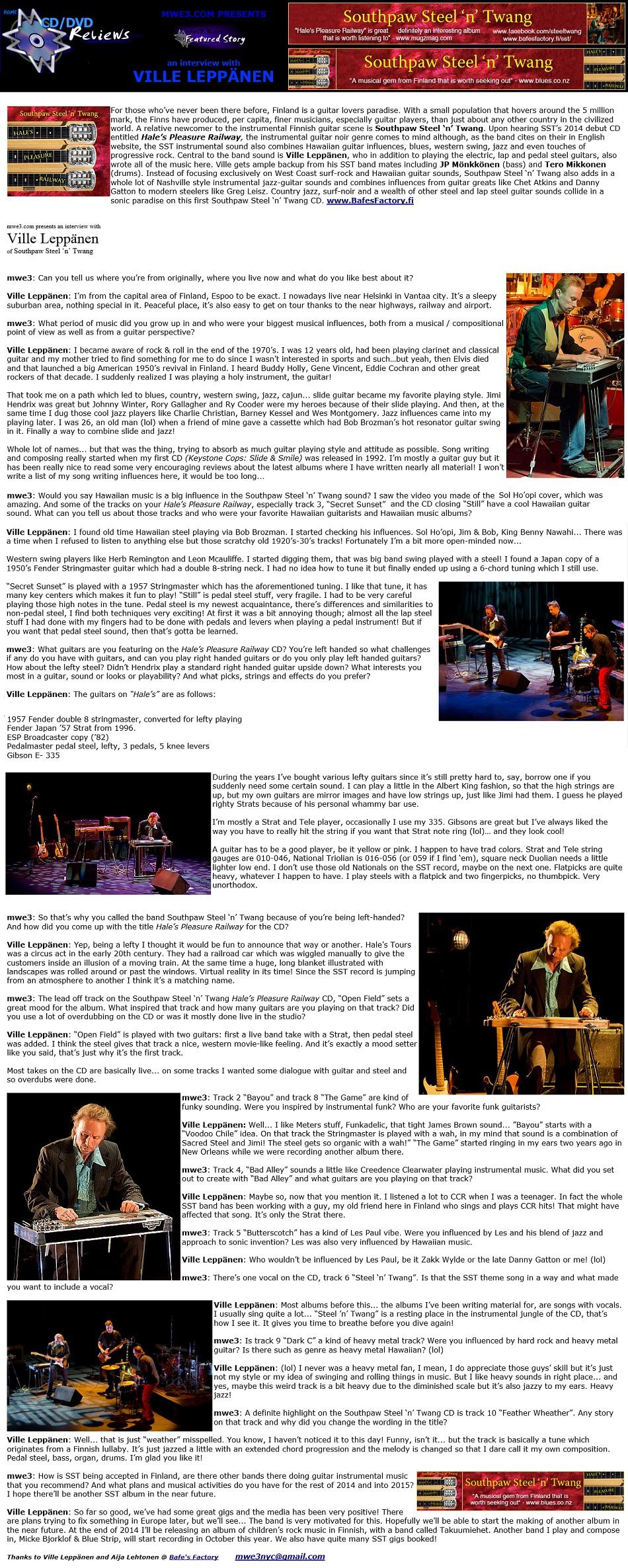 mwe3.com (USA) June 2014