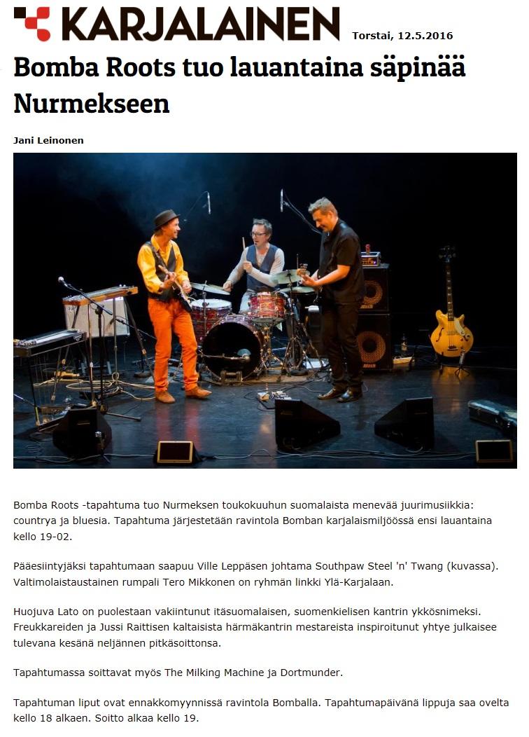 Karjalainen 12.5.2016